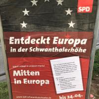 Europa-Schnitzeljagd